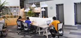 CROSSROADS COWORKING SPACE