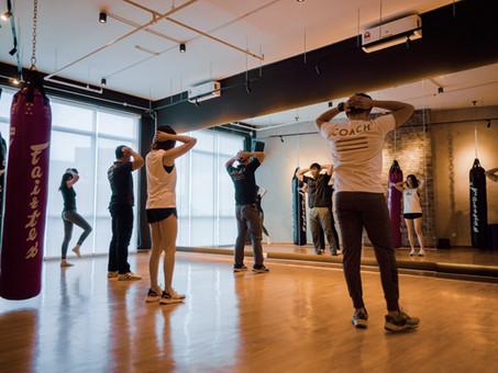 Workout class you can find in Vida Bukit Ceylon