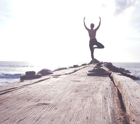 Curso escalada y yoga