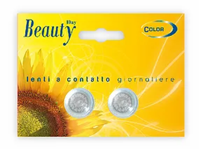 Lenti colorate giornaliere Beauty