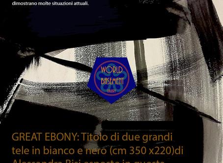 World Basement Gallery 'Ebony'