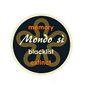 LOGO black MEMORY EXTINCT TRASP.png
