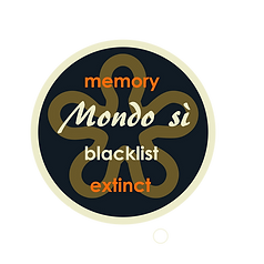 LOGO black MEMORY EXTINCT TRASP.png