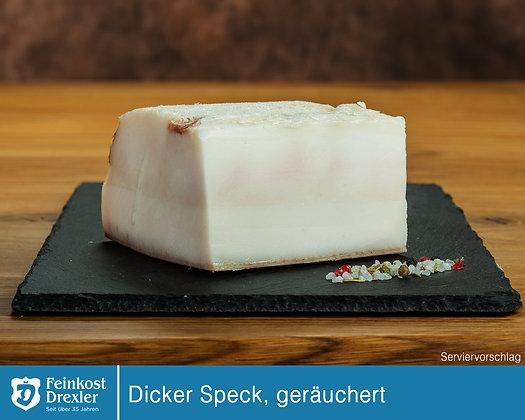 Dicker Speck