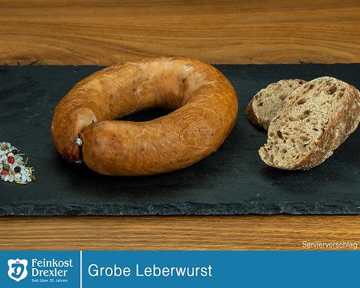 Grobe Leberwurst
