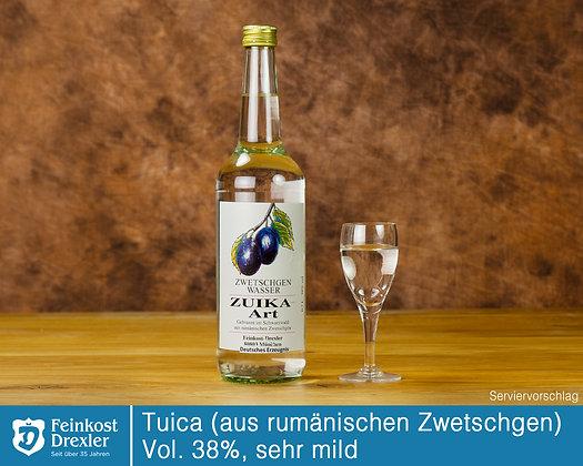 Tuica 0,7L (sehr mild) - pro Flasche