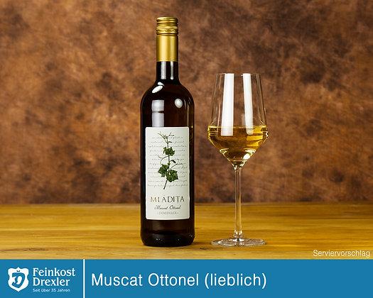 Muscat Ottonel (lieblich) - pro Flasche