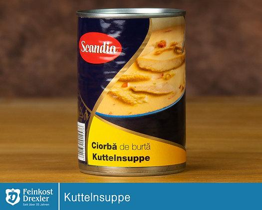 Kuttelsuppe (ciorba de burta) - pro Dose