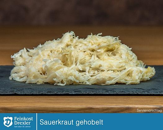 Sauerkraut gehobelt