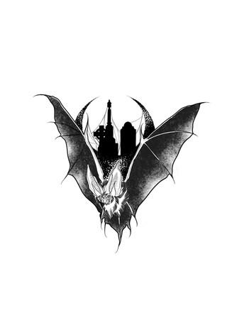 Graveyard Bat