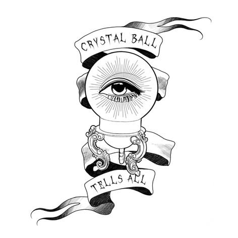 Crystal Ball Tells All
