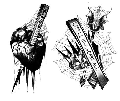 Spooky Flash - Staked / TYPE O LMSA