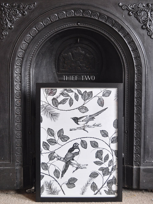 Thick as Thieves Print