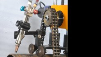 Pipe Gas Cutting Machine Chain type