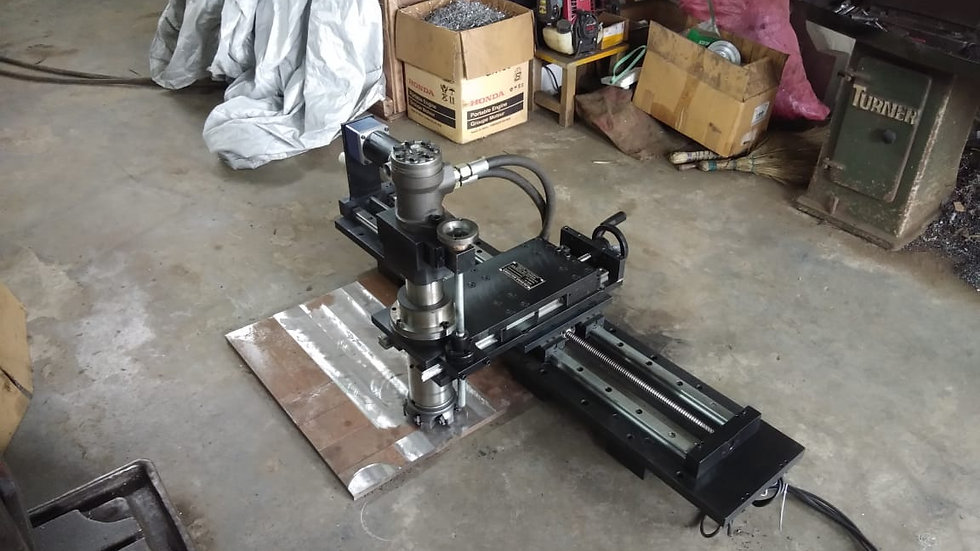 Portable Milling Machine