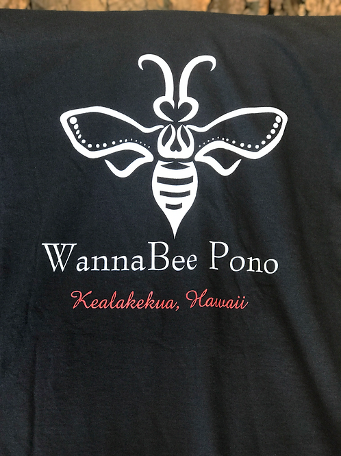 WannaBee Pono tshirt