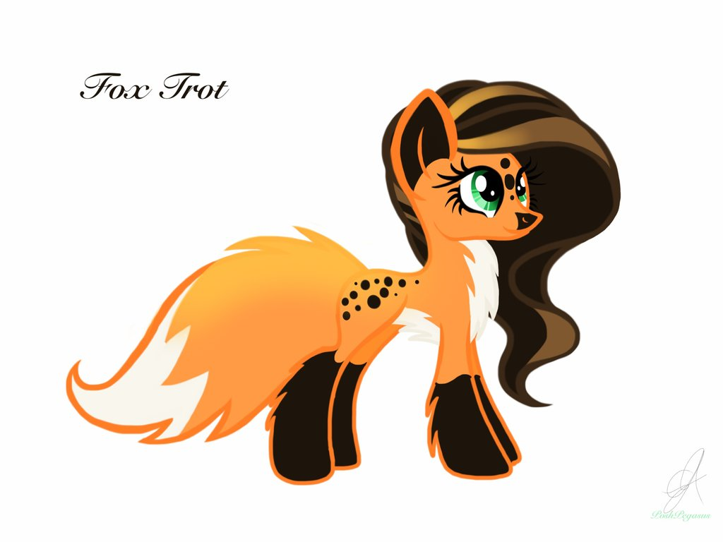 mlp_fox_trot_by_poshpegasus-d8gdqyg