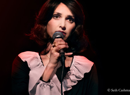 Being Karen Carpenter: Olson channels iconic singer for tribute show