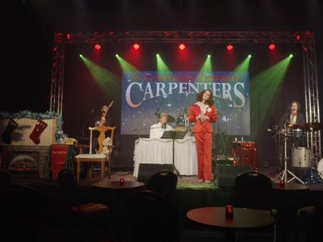 Curtain Up: Absinthe, Extravaganza, Carpenters Tribute Concert and more Vegas showbiz news