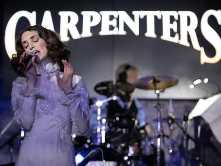 'THE CARPENTERS' Return In A Passionate Tribute Concert