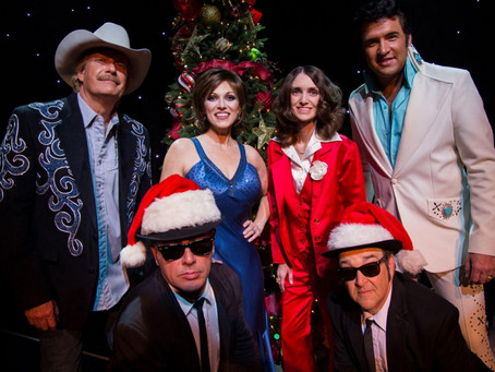 Legends In Concert packs in holiday fun with unique performances