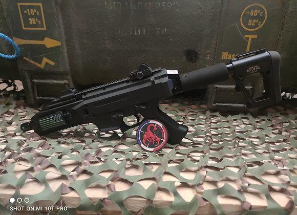 Scorpion evo3 custom