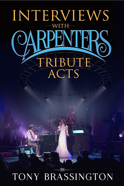 Interviews with Carpenters Tribute Acts.