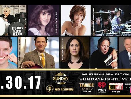 Sally Olson on Sunday Night Live