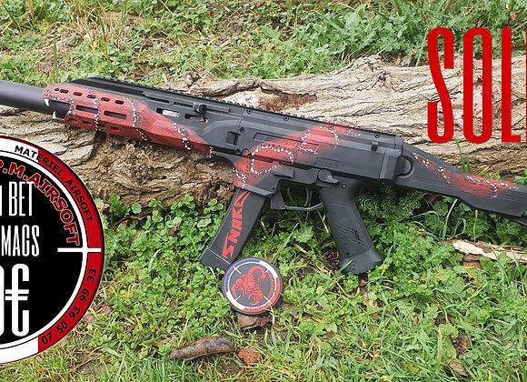 Scorpion custom
