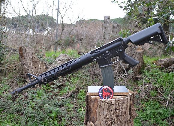 M4 p&j metal