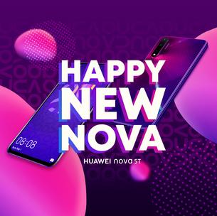 HUAWEI   Nova 5T Launch