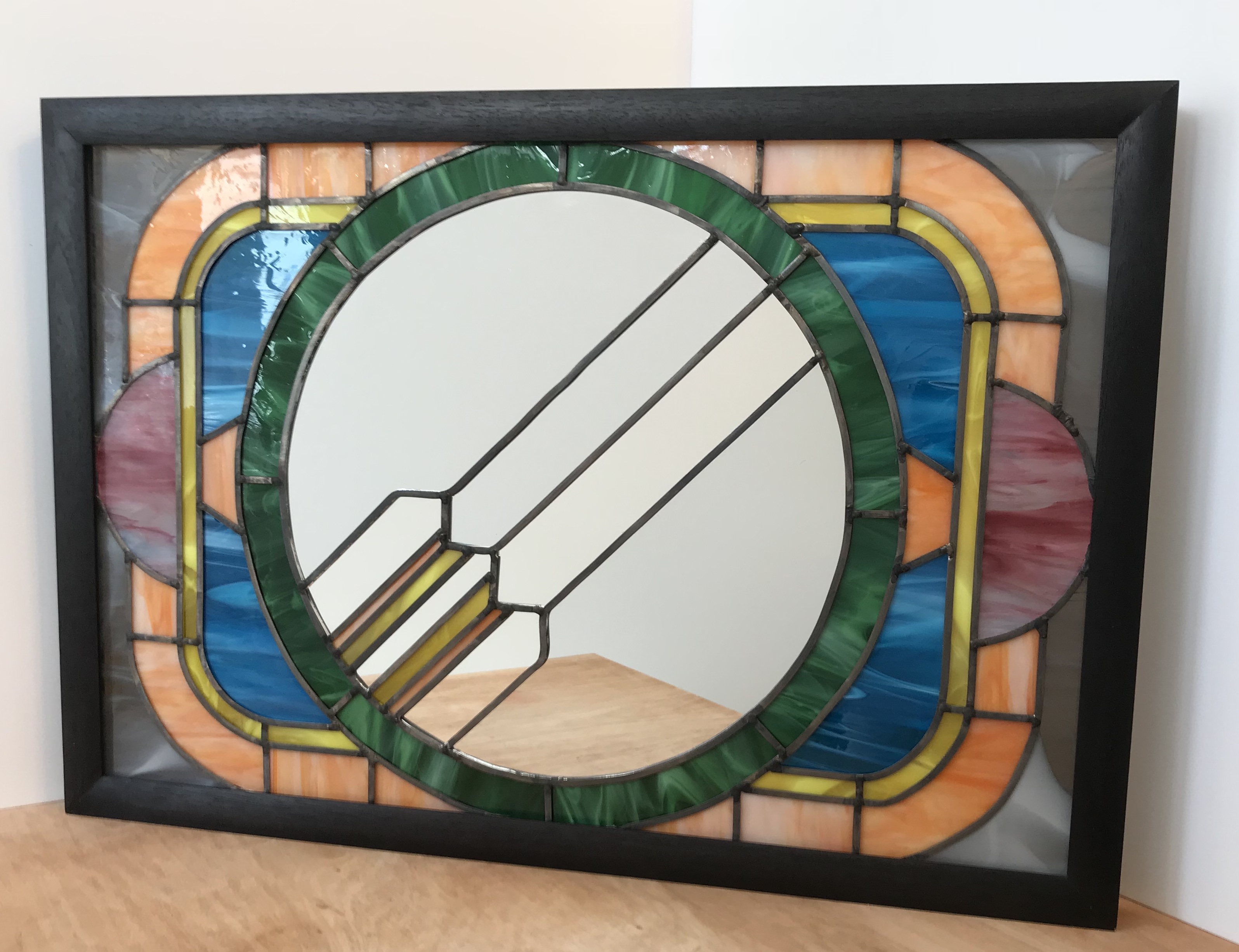 Art Deco Mirror 2