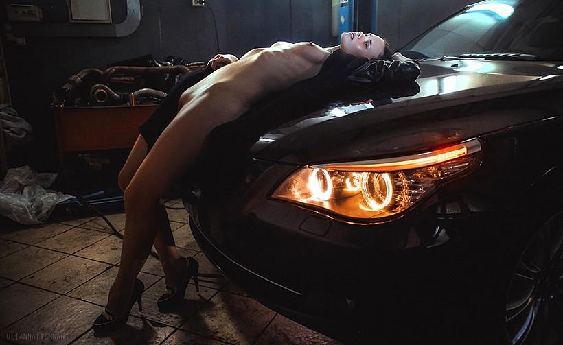 фотосессия с авто
