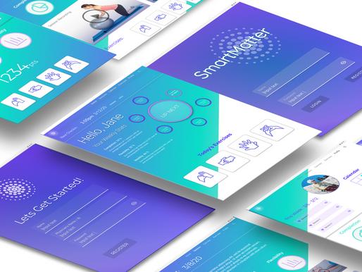 SmartMatter UX UI Case Study