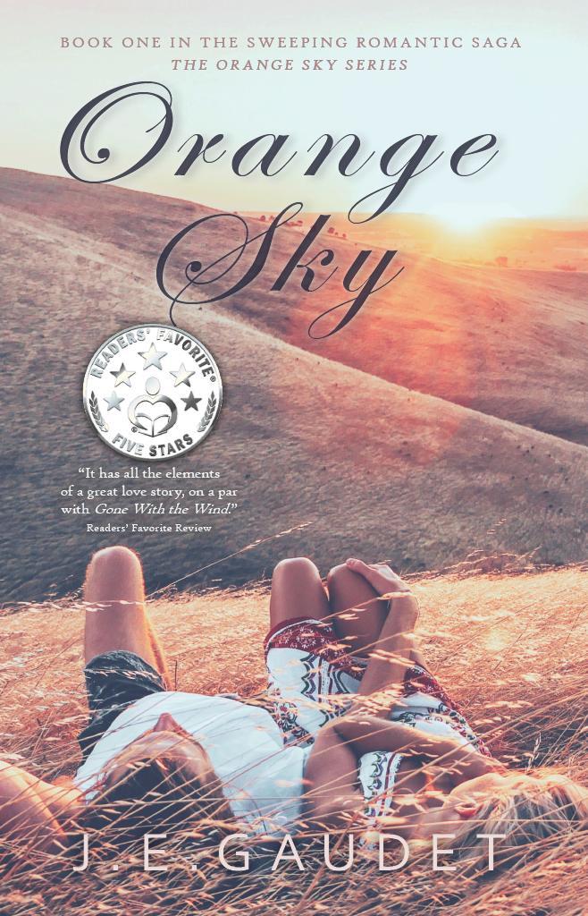 Orange Sky cover 2