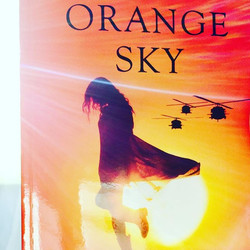 🙏♥️Reviewed by Anne-Marie Reynolds for Readers' Favorite; _Orange Sky by J.E. Gaudet is a thrilling