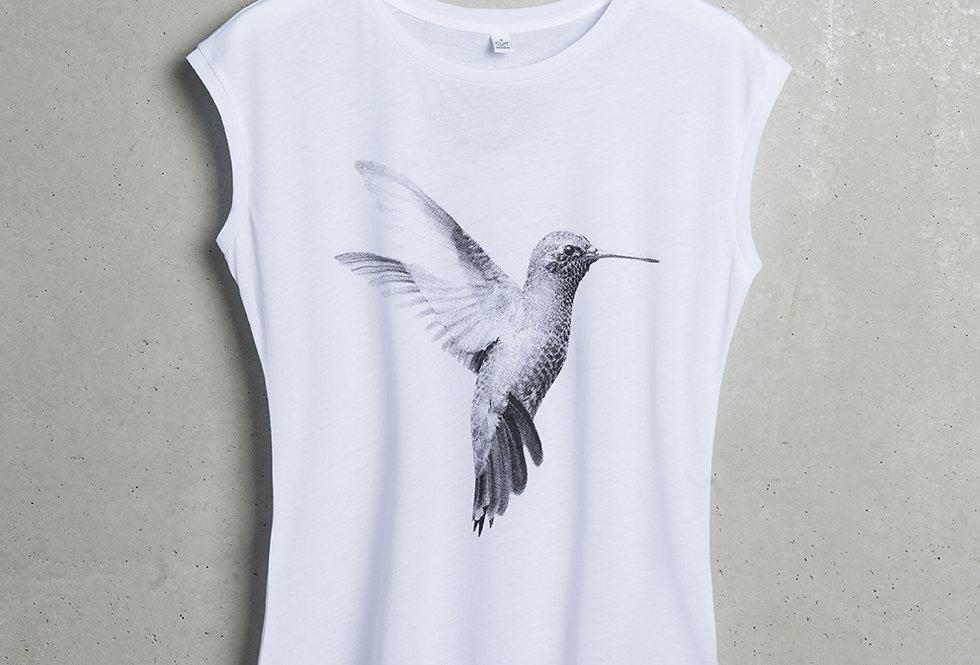 SLEEVELESS TOP WOMEN // Kolibri