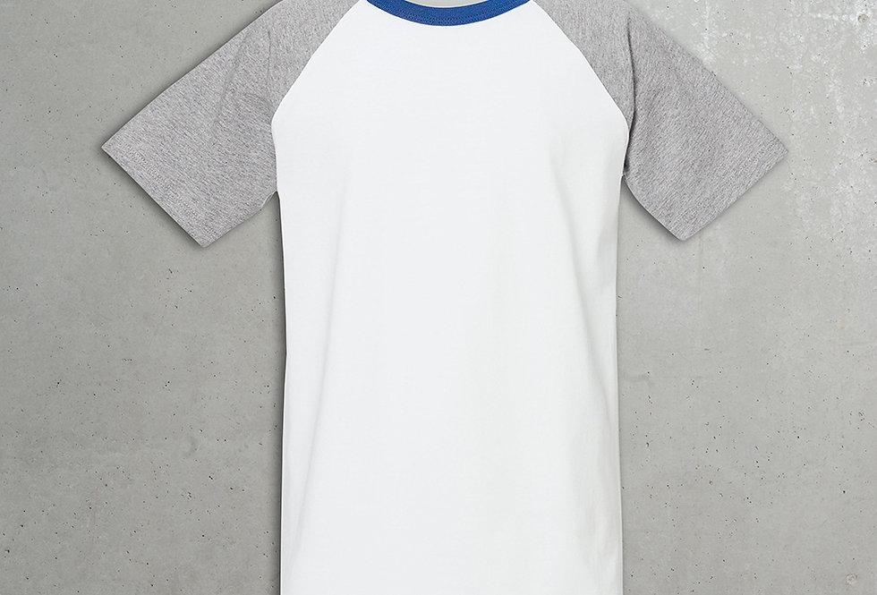 MINI JUMP T-SHIRT // Blau