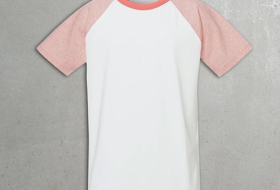 MINI JUMP T-SHIRT // Rosa