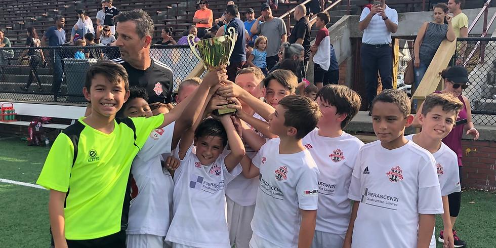 Windsor TFC U10-U13 High Performance Soccer Camp - $395 **RESCHEDULED**