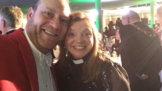 Kate Bottley & Robert Persell