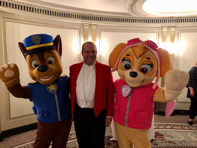 Paw Patrol & Robert Persell