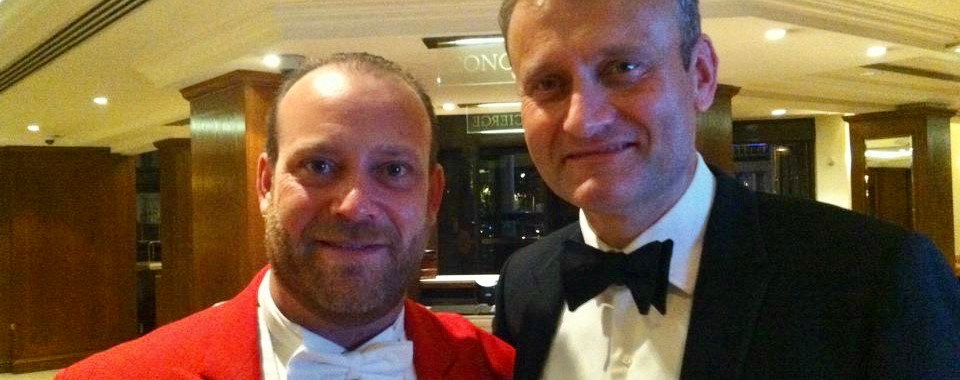 Hugh Dennis & Robert Persell