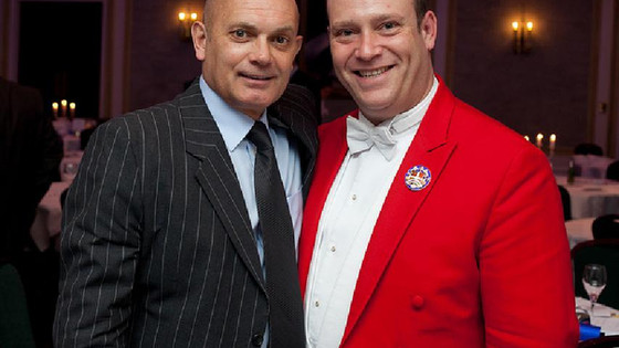 Ray Wilkins & Robert Persell