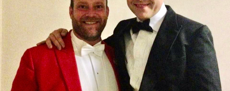 David Walliams & Robert Persell