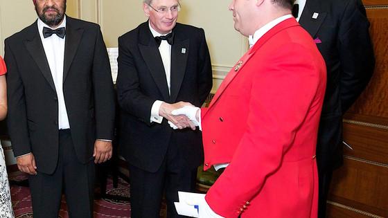 HRH Prince Richard Duke of Gloucester