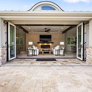 Pool House Paradise