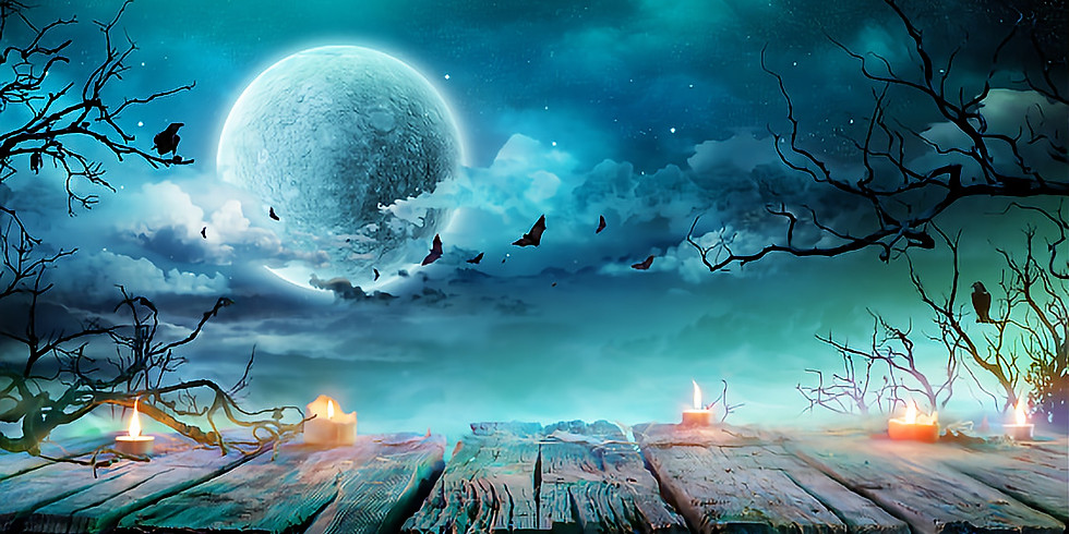 Halloween Full Blue Moon Reset