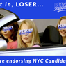 Get in loser 🚙, we're endorsing NYC candidates