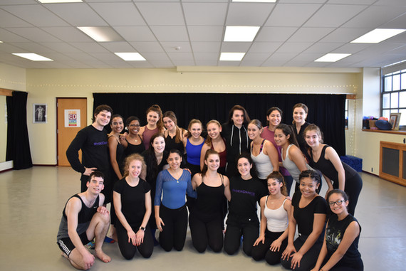 Bayonne High School Dance Department